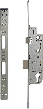 Yale YDM-ONPVC-D35TF gris Doormaster puerta blindada cerrojo 35 mm GU con cerradura modessimple seguidor: Amazon.es: Bricolaje y herramientas