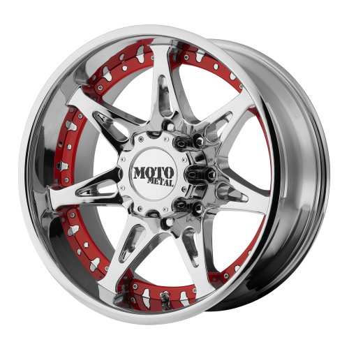 Moto Metal Rims (Moto Metal MO961 Triple Chrome Plated Wheel (18x9