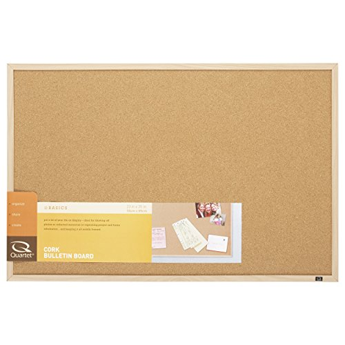 Quartet Cork Board, Bulletin Board, 23