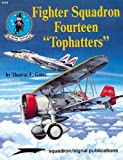 Fighter Squadron Fourteen Tophatters, Thomas Gates, 0897472977