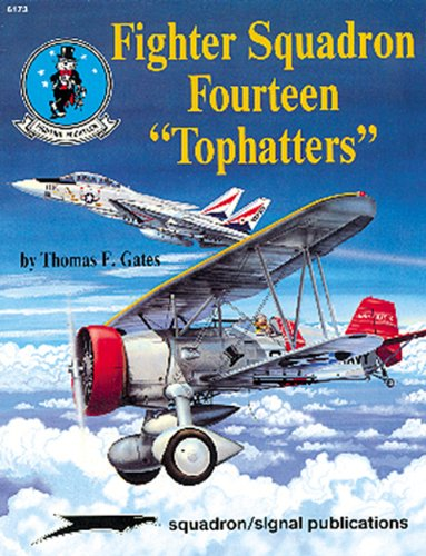 Fighter Squadron 14 Tophatters - Aircraft Specials series (6173)