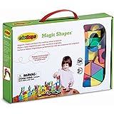 Edushape Magic Shapes - 54 pcs