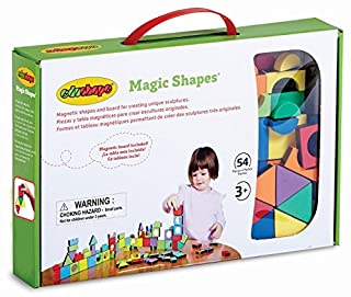Edushape Magic Shapes Magnetic Foam Building Blocks, 54 Piece (B000WN6Y8M) | Amazon price tracker / tracking, Amazon price history charts, Amazon price watches, Amazon price drop alerts