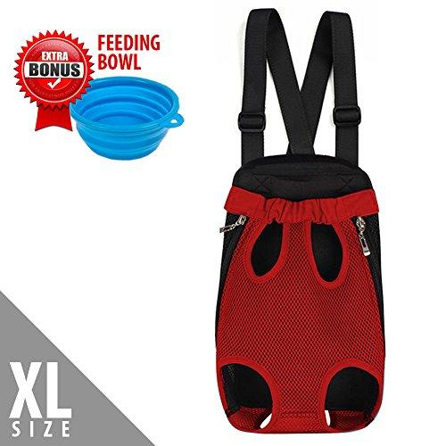 Black Flexible Handle Pet Stroller - 6