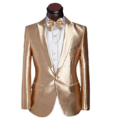 One Button Blazer TUXEDO Jackets Trousers