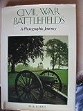 Civil War Battlefields, Bill Harris and Colour Library Books Staff, 0517100541