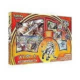 Pokemon TCG Alola Collection Solgaleo - New Sun & Moon Pokémon! Card Game(80191)