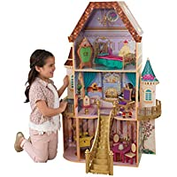 KidKraft Disney's Beauty and the Beast Enchanted Dollhouse