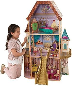 KidKraft Disney's Beauty and the Beast Enchanted Dollhouse