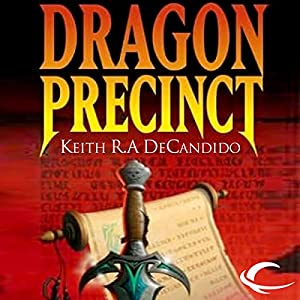 Dragon Precinct Audiobook