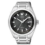 Watch Citizen Super Titanium Aw1240-57e Men´s Black
