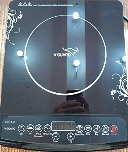 Vguard VIC 10 V3 Induction COOKTOP