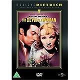 The Devil Is A Woman [DVD] by Marlene Dietrich