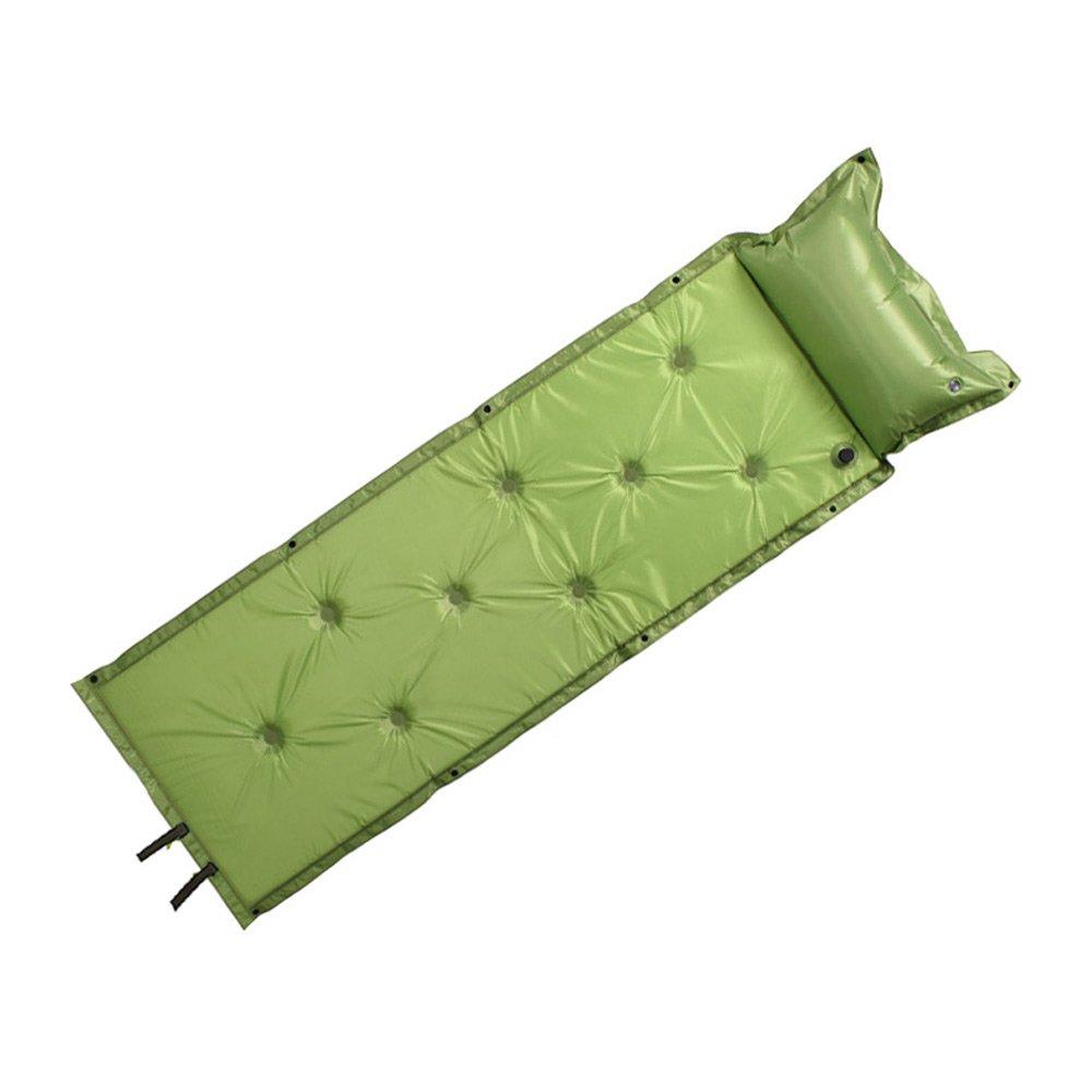 XY&CF Outdoor Camping automatische Erweiterung einzigen aufblasbaren Kissen 188  55  2,5 cm (Farbe : B)
