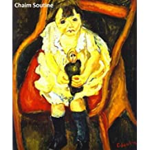 64 Color Paintings of Chaim Soutine - French Expressionist Painter (January 13, 1893 - August 9, 1943)