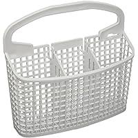 Whirlpool Part Number 9743574: Basket, Silverware (Half)