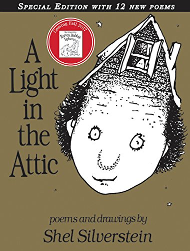 A Light in the Attic Special Edition with 12 Extra Poems [Shel Silverstein] (Tapa Dura)