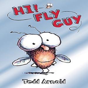 Hi! Fly Guy Audiobook