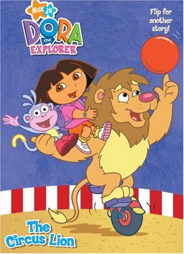 Buy The Circus Lion Bouncy Ball Dora The Explorer Super Coloring Book Book Online At Low Prices In India The Circus Lion Bouncy Ball Dora The Explorer Super Coloring Book Reviews Ratings Amazon In