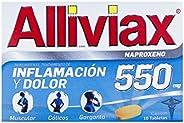 Alliviax 10 tabletas