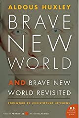 Brave New World and Brave New World Revisited Paperback