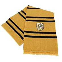 Harry Potter Hufflepuff House Scarf (made from 100% Lamb's wool)
