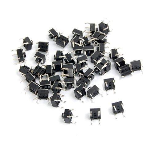 DealMux 50 PC für elektronische Komponenten tastend Kontakt Micro Limit Switch Modell  Home & Work Tools