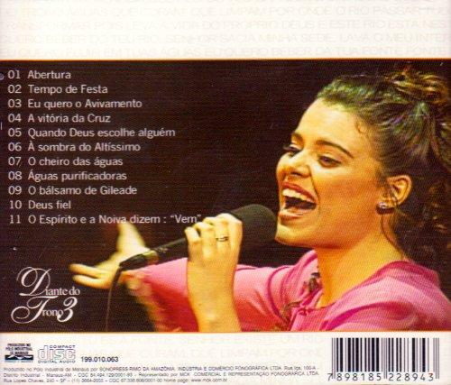 DO CD BAIXAR DIANTE AGUAS TRONO 3 PURIFICADORAS