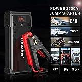 Imazing Portable Car Jump Starter - 2500A Peak