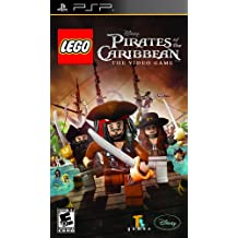 Lego Pirates Of The Caribbean - PlayStation Portable Standard Edition