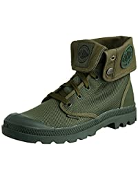 Palladium Monochrome Baggy II - Unisex Army Green boots M7, W8.5 M