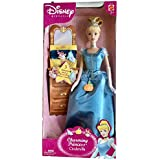 Cinderella Doll Disney Princess with Charming Bracelet Collectible 2003 New