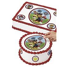 Wilton 710-7910 PAW Patrol Edible Images Cake Decorating Kit, Multicolor