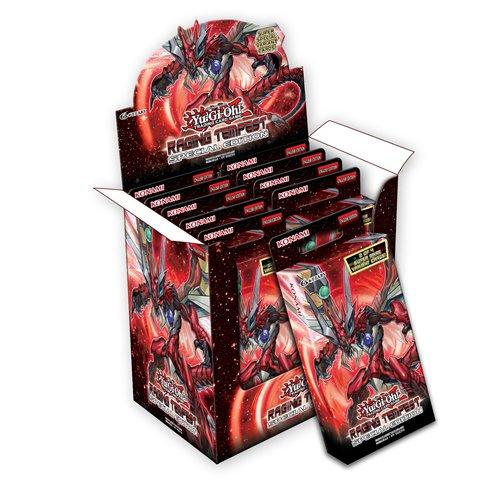 Yu Gi Oh 14587Lot de cartes Édition Spéciale Tempête de Rage