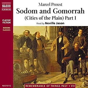 Sodom and Gomorrah (Cities of the Plain), Part I Hörbuch