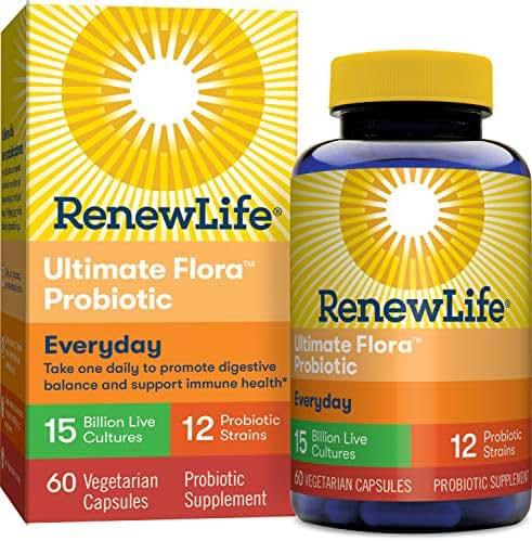 Probiotics: ReNew Life Ultimate Flora Everyday
