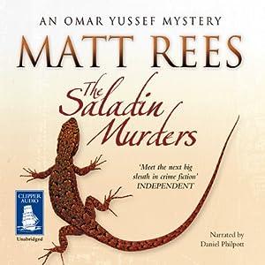 The Saladin Murders Audiobook