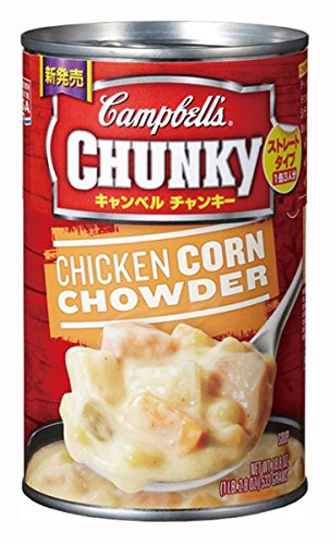 Campbell's Chunky Soup, Chicken Corn Chowder, 18.8 Ounce