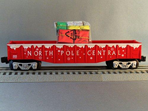 LionChief North Pole Central Santa's Helper Gondola Presents