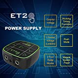 EZTAT2 Tattoo Power Supply, Black Tattoo Digital