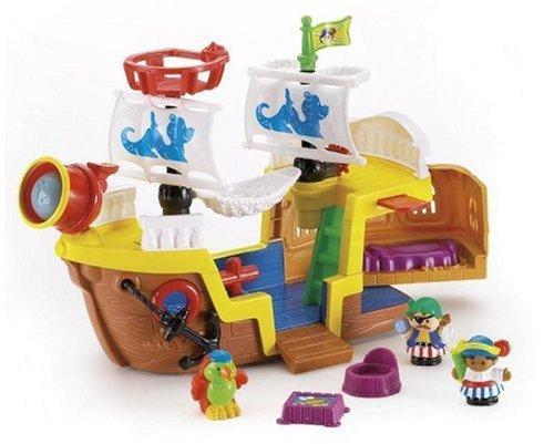 FisherPrice World World World of Little People L'il Pirate