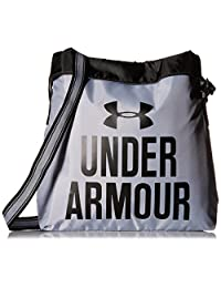 Under Armour Womens Armour Crossbody Tote, Steel (035), One Size