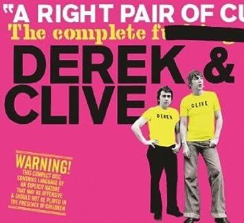 Derek and clive jump