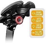 ENFITNIX Bike Tail Light Xlite 100 Braking