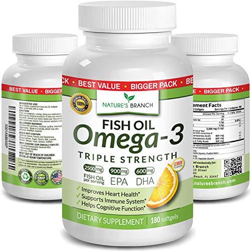 Best Triple Strength Omega