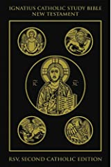 The Ignatius Catholic Study Bible New Testament Kindle Edition