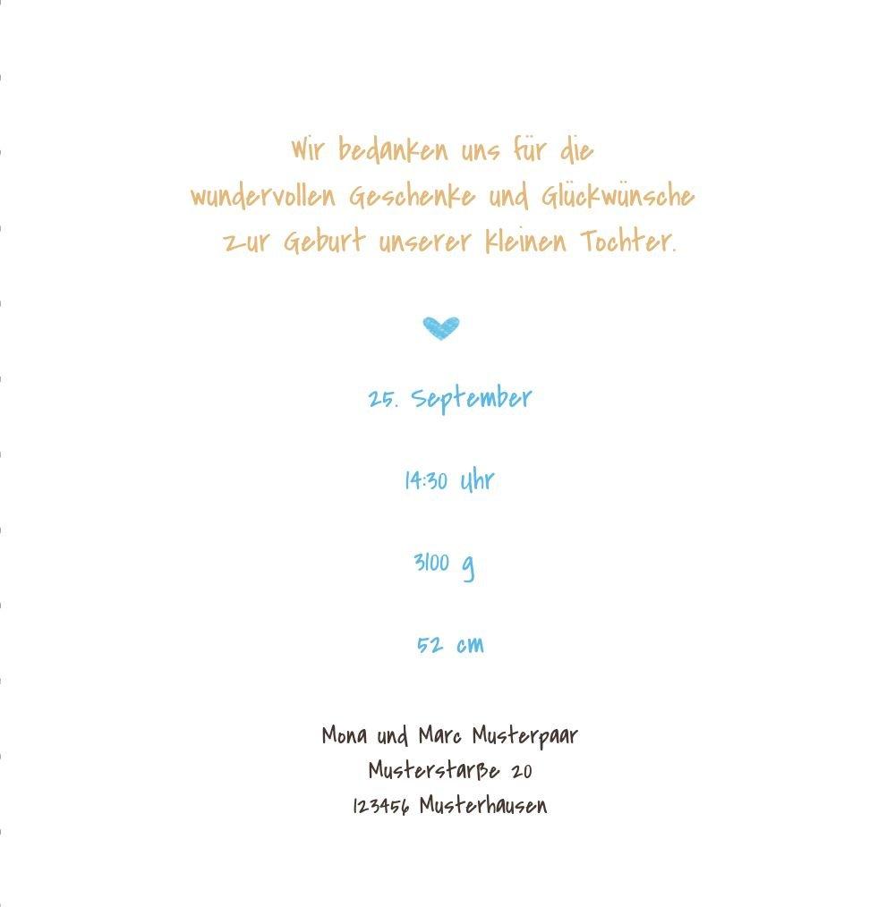 Kartenparadies Danksagung für für für Geburt Baby Dankeskarte Herzrahmen, hochwertige Danksagungskarte Baby inklusive Umschläge   100 Karten - (Format  145x145 mm) Farbe  MattBlau B01MUGKN7L | Outlet Store Online  | Verrückter Preis  | Preiszugeständn c51035