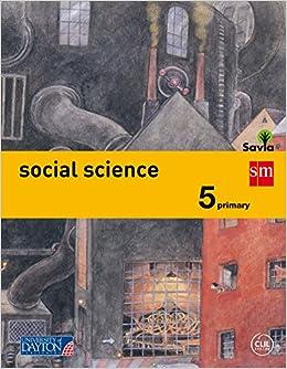 Social science. 5 Primary. Savia - 9788415743958: Amazon
