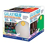 GAME 9017 GalaxyGlo Solar-Powered Waterproof Color Changing Globe with Remote, 9