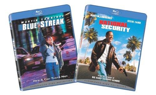 Blue Streak / National Security [Blu-ray]